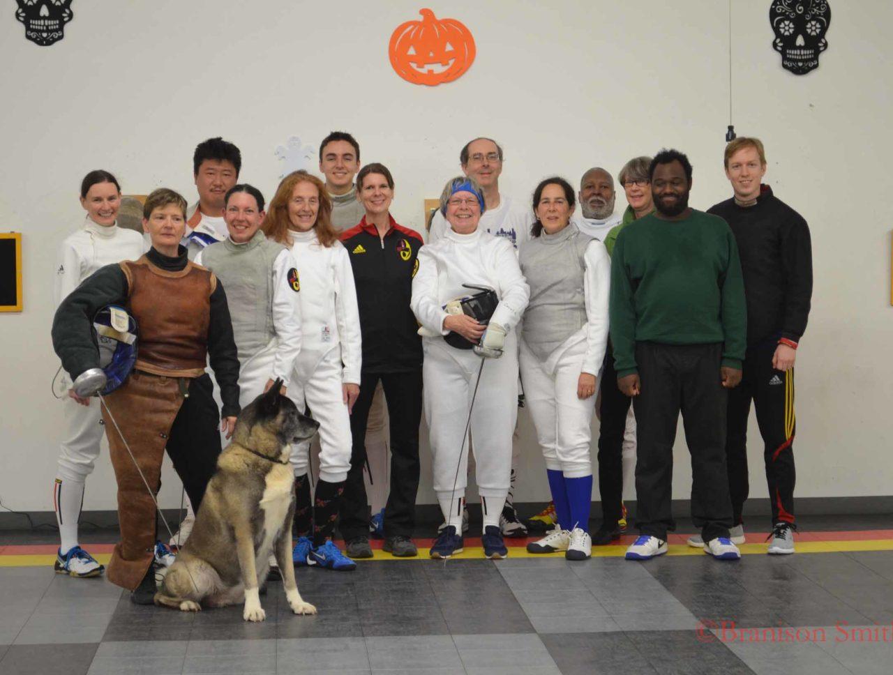 Adult Fencers