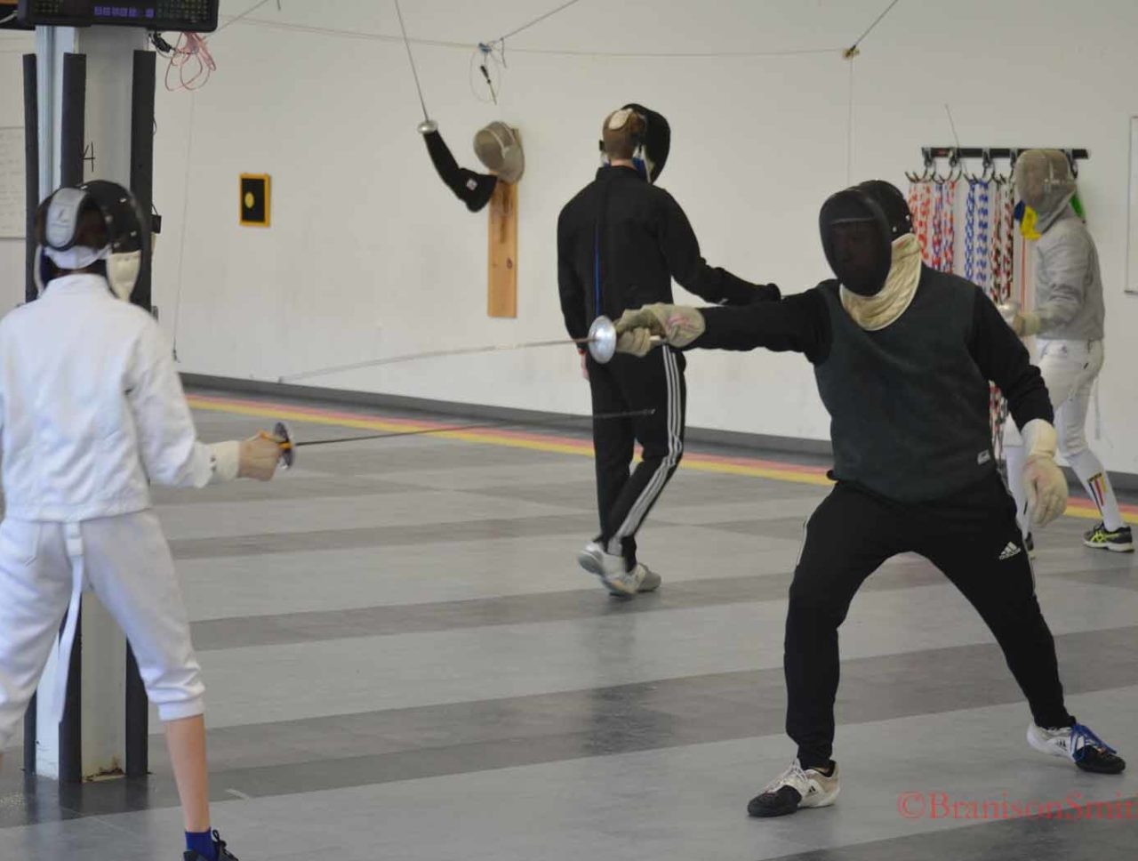 epee fencing coaches